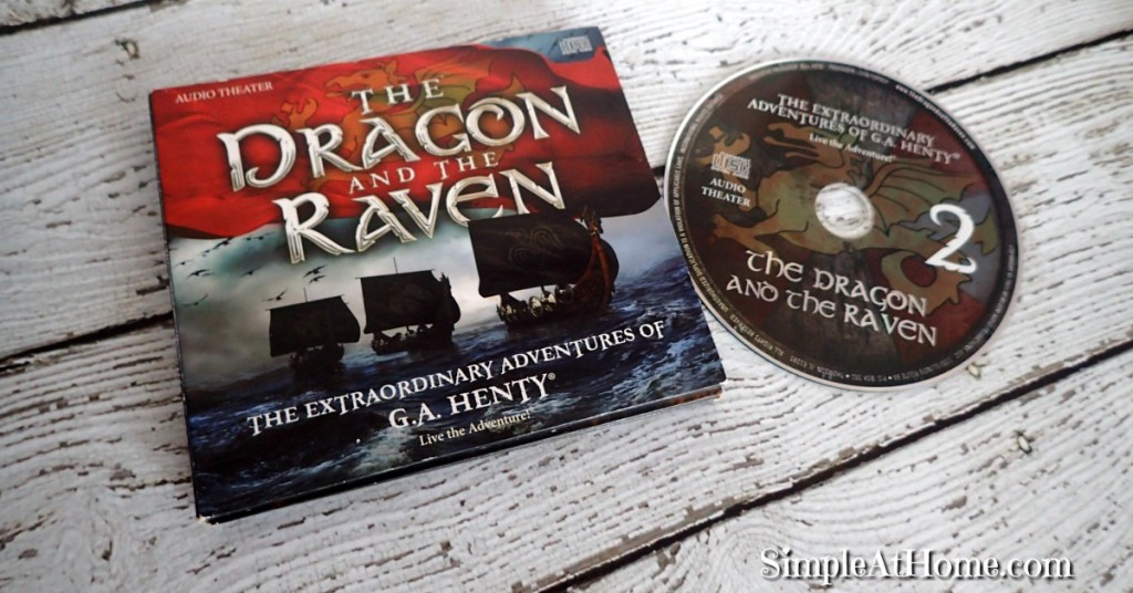 The Dragon and the Raven christian audio adventure.