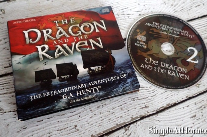 Heirloom Audio Productions The Dragon and the Raven Review