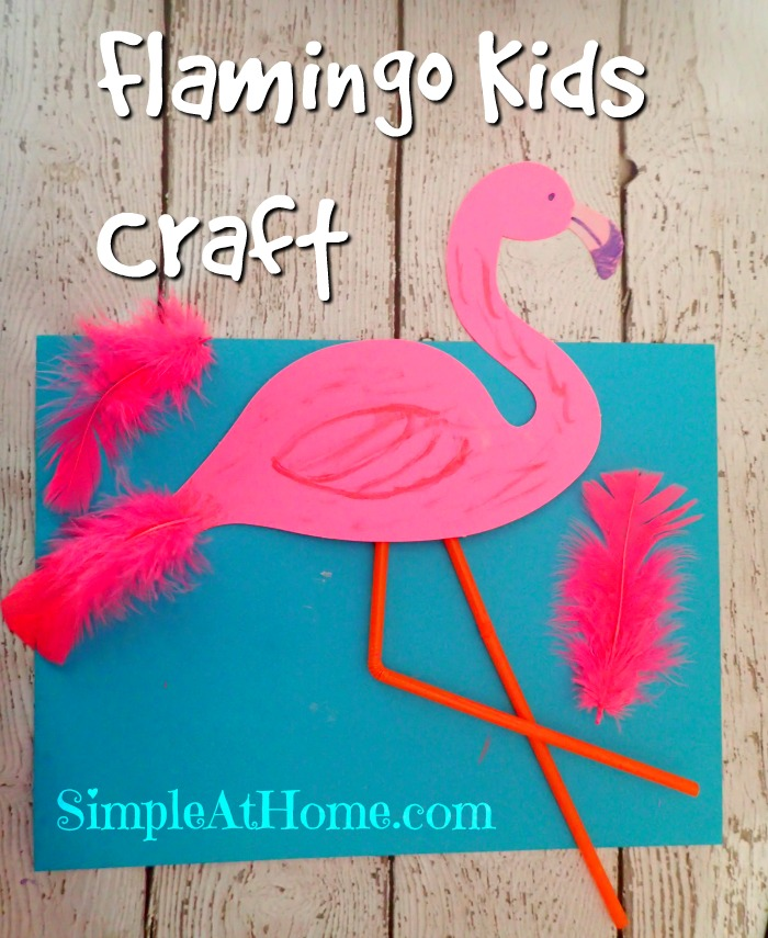 This fun craft, activity idea, and book make learning about flamingos a blast.