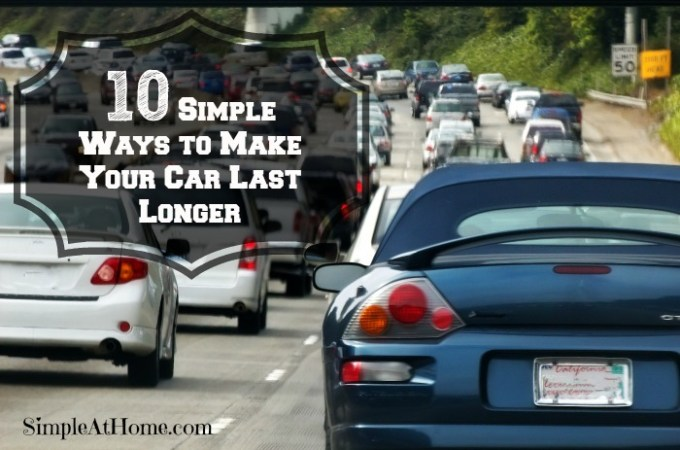 10 Simple Ways to Make Your Car Last Longer