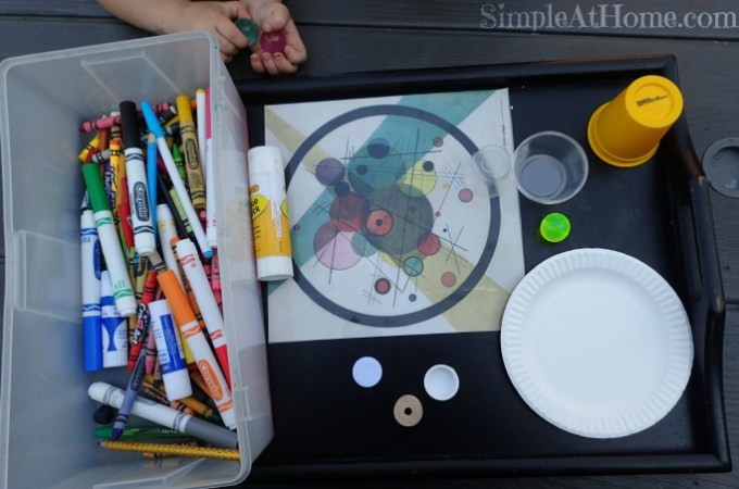 Embracing Mess when Teaching Kids about the Creative Arts