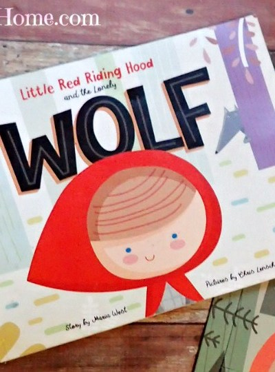 Little Red Riding Hood and the Lonely Wolf. Exploring loneliness through literacy.