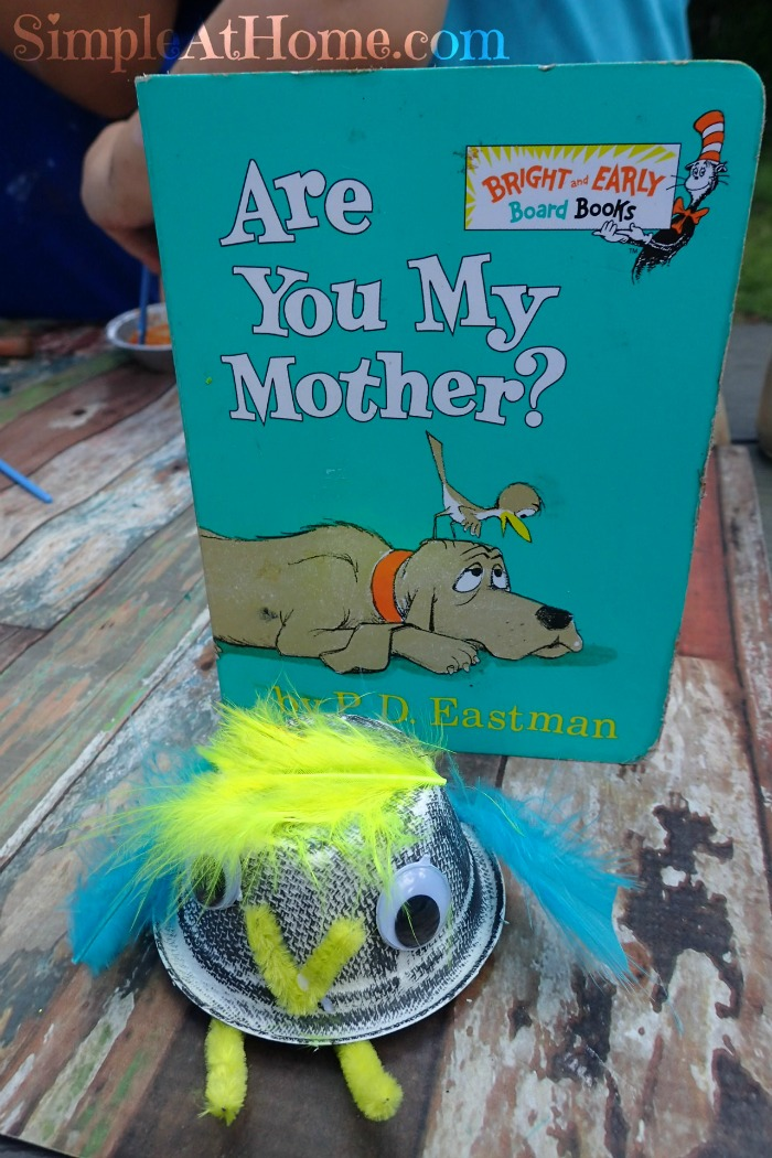 This cute craft and lesson Ideas for Are You My Mother is perfect for every Dr Seuss fan
