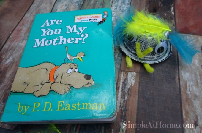 Are You My Mother? by Dr Seuss Baby Bird Craft