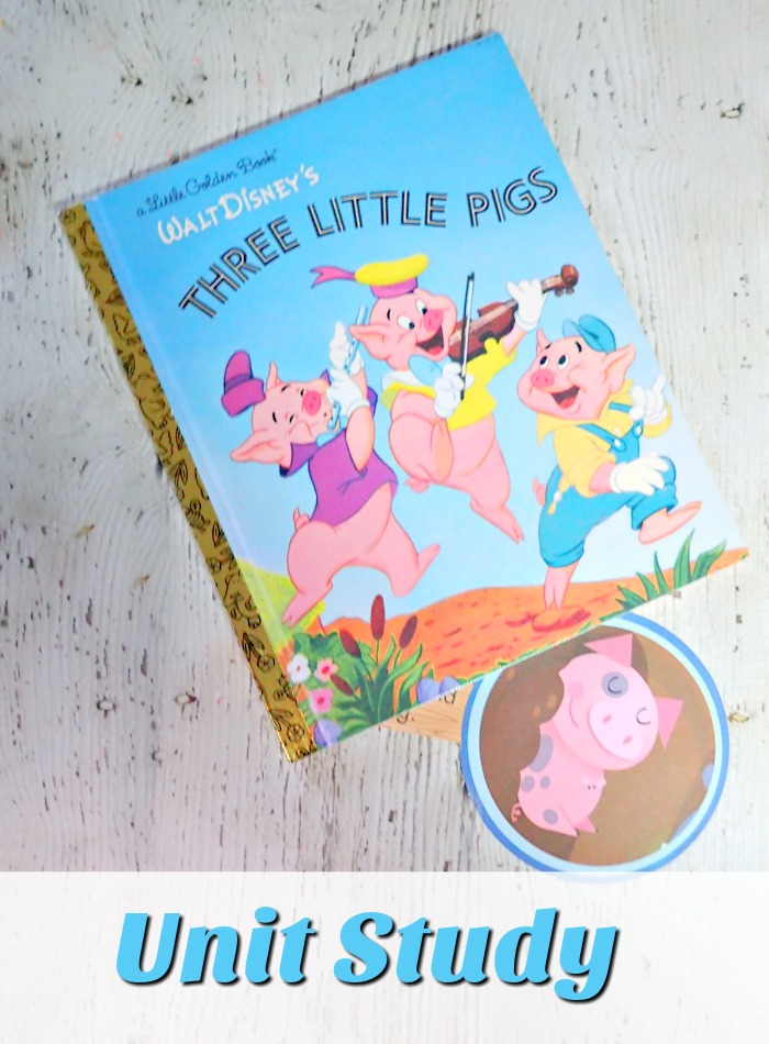 This Guide full of ideas for the Three ;little pigs is loads of fun