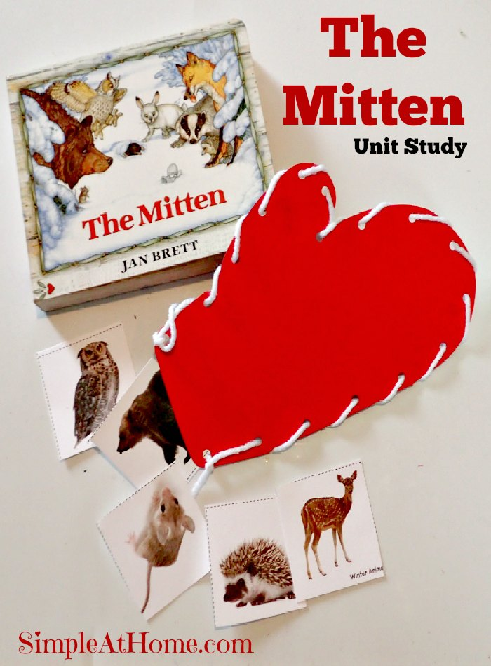 The Mitten Unit Study