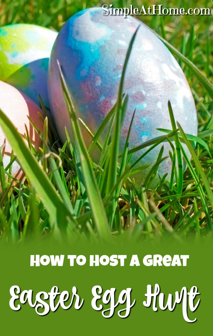 Are you ready for a great Easter egg hunt?