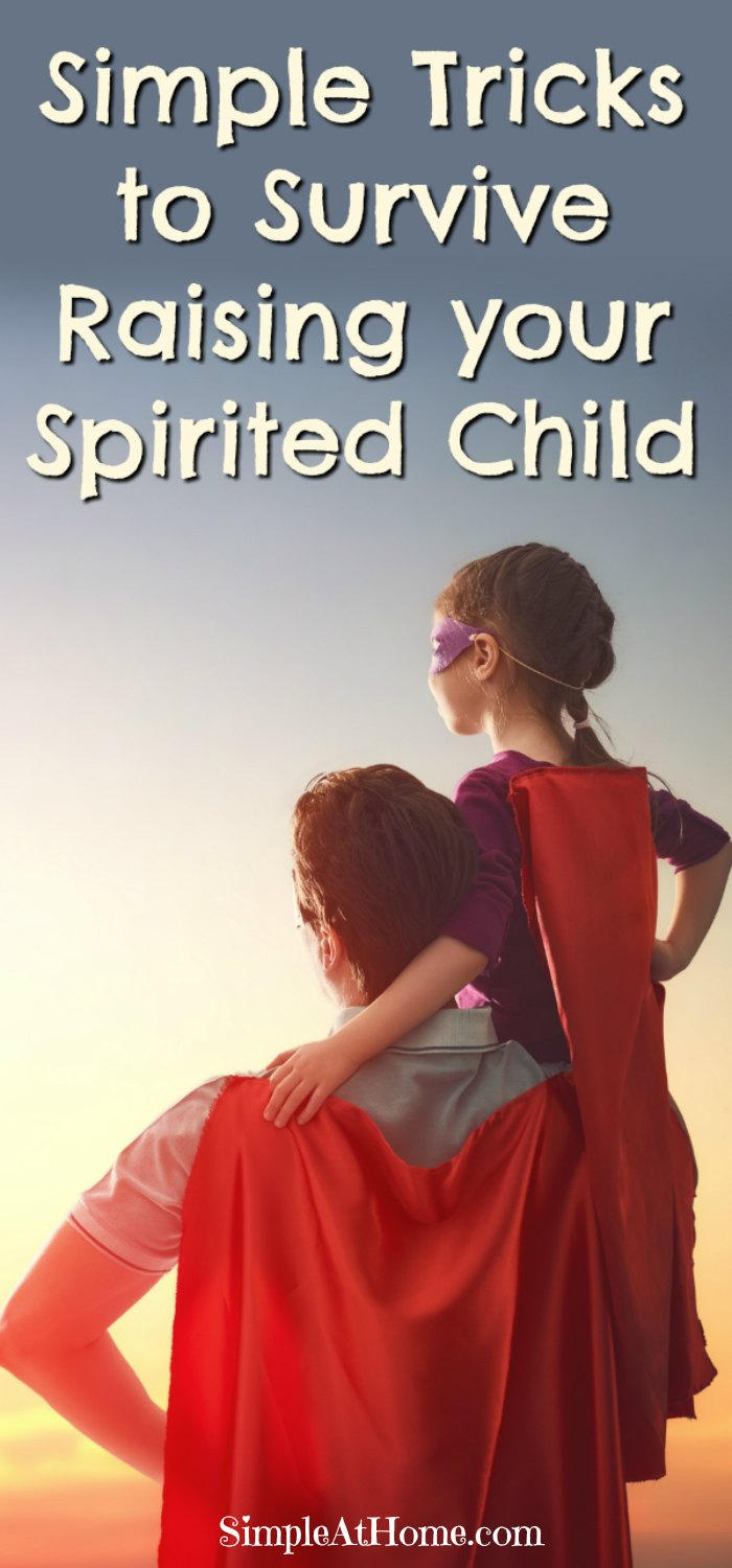 Raising a spirited child? | parenting | kids