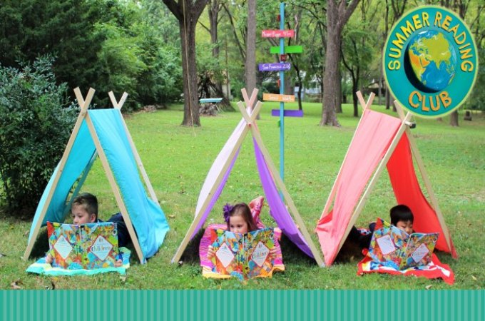 Free Summer Reading Club With Barefoot Books