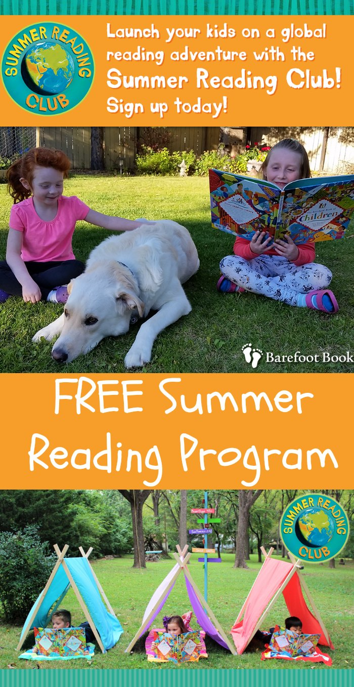 Free Summer Reading Program for Kids | kids | parenting | books | reading | summer | activities for kids | childhood literacy