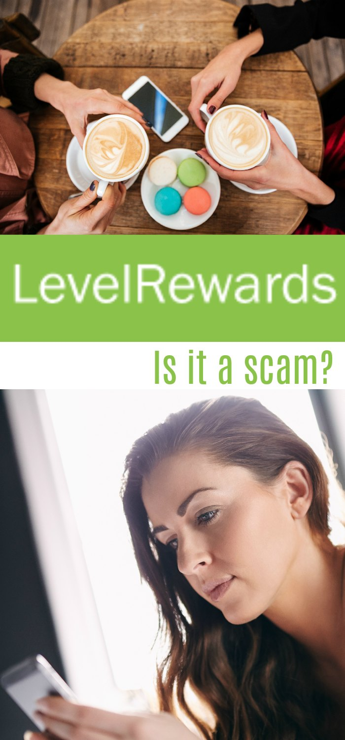 Earn money from home or on the go with Level Rewards