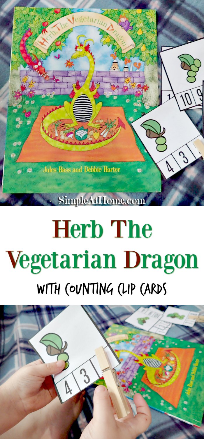 Herb the Vegetarian Dragon