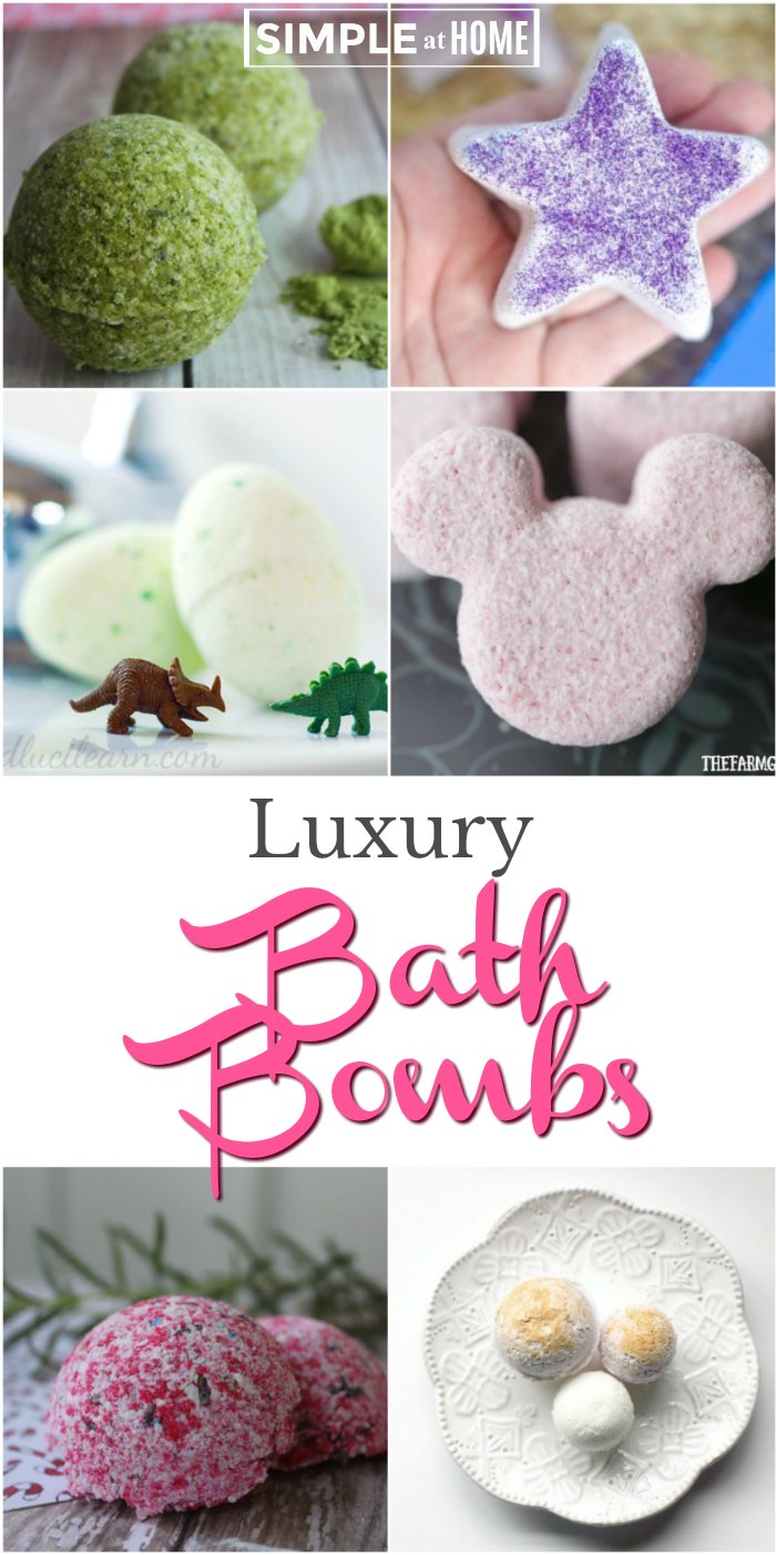 These luxury bath bombs will put lush out of business
