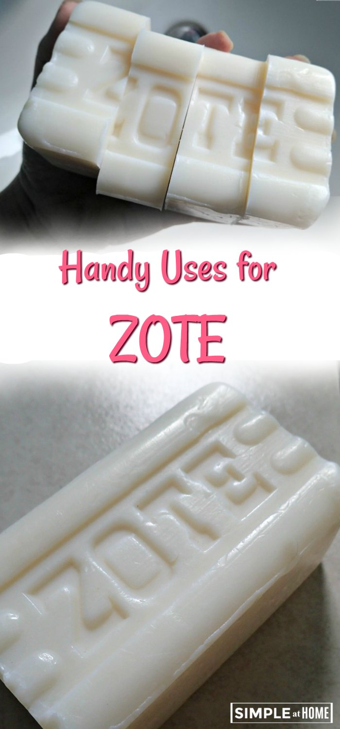 I tried Zote and these handy uses for it will make you want to too