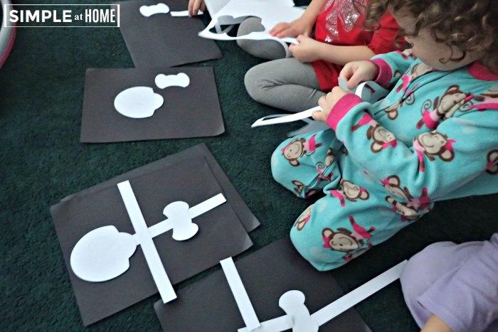 Human bones lesson plans