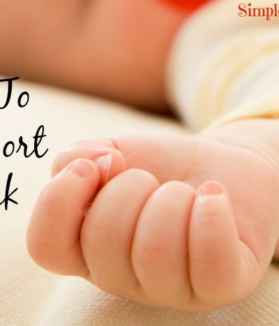 How To Comfort A Sick Baby