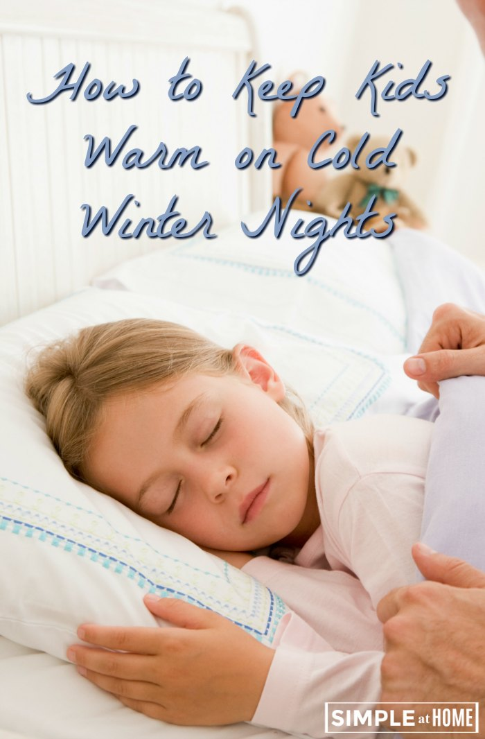 How to Keep Kids Warm on Cold Winter Nights