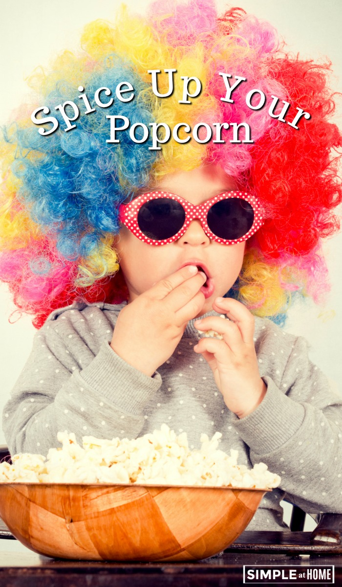 Spice up your popcorn snacks for frugal fun