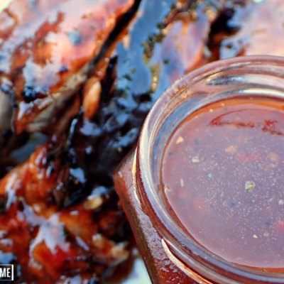 sweet and zesty garlic Barbecue Sauce