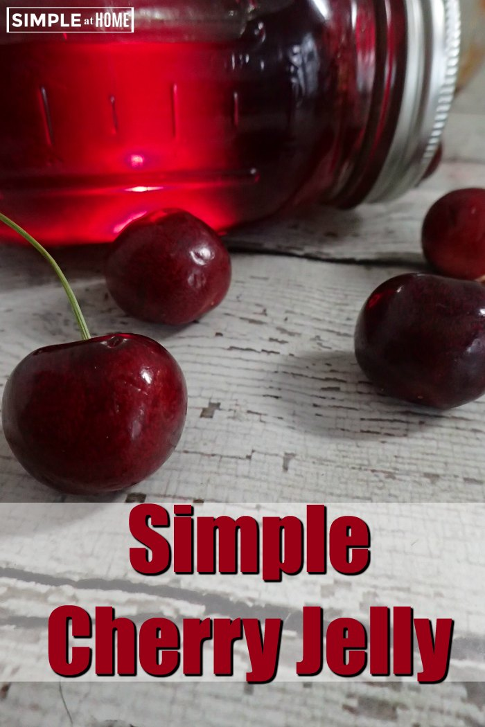 How to make Cherry Jelly