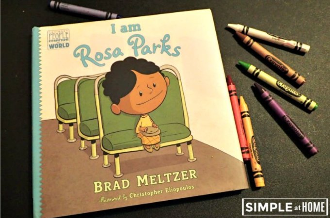 Teaching Kids About Racism and Rosa Parks