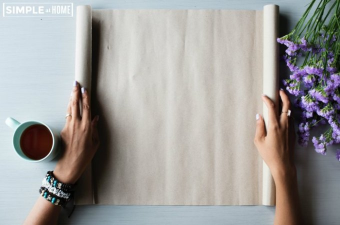 Homemade Wrapping Paper Ideas