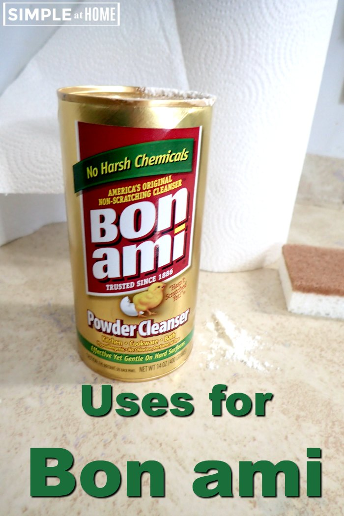 Uses for Bon Ami