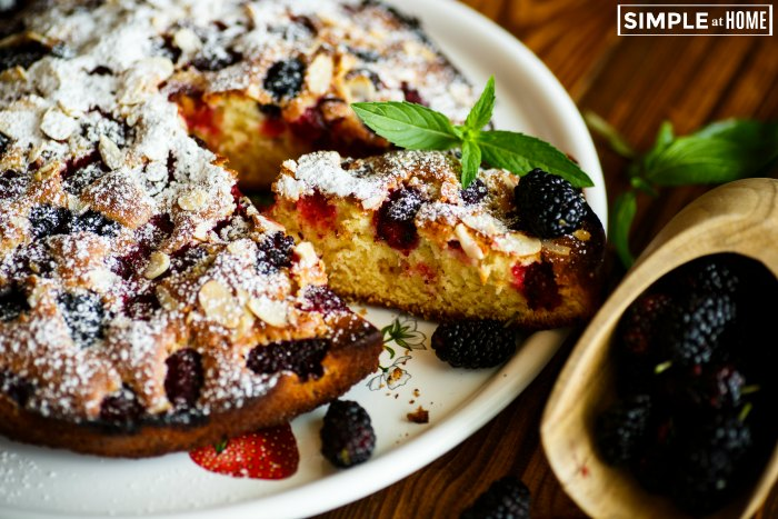 Amazing mulberry recipes