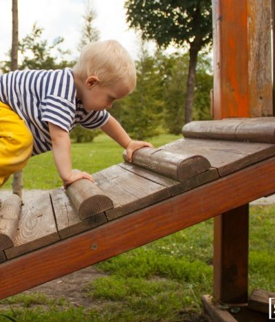 Playground Safety Tips