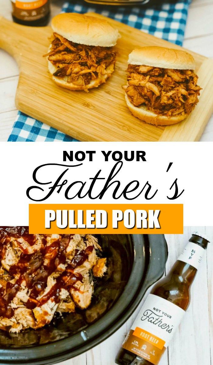 not your fathers pulled pork