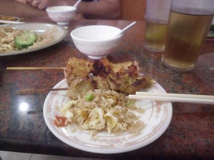 thai spicy chicken specialty