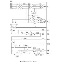 operation manual 8 electric circuit control pe q m 1 l1 l2 l3 l1 l2 l3 [ 960 x 1358 Pixel ]