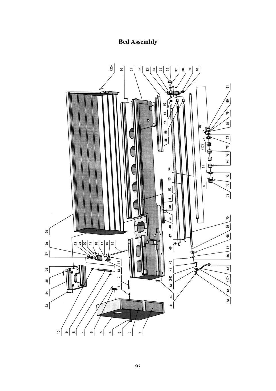 Manual: Standard T660 Lathe : simplebooklet.com