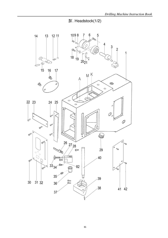 Manual: Standard DG-35 Gear Head : simplebooklet.com