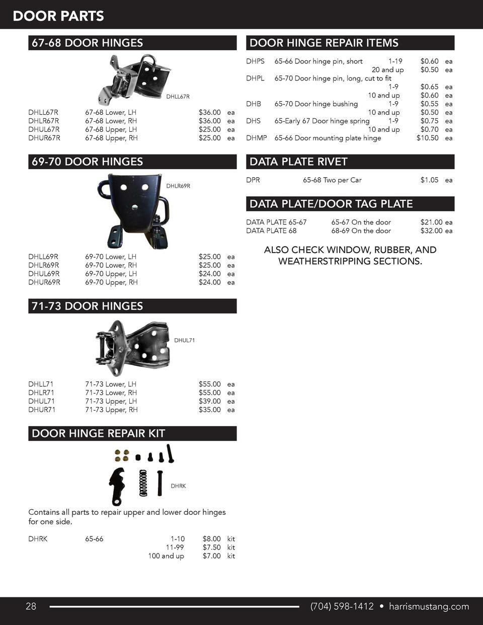 Harris Mustang Wholesale Catalog : simplebooklet.com