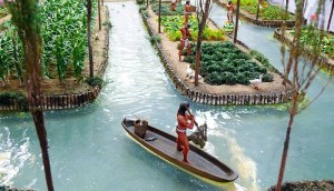 Chinampas, The Ingenious Floating Gardens Of The Ancient