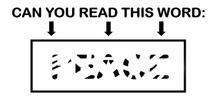 Only People With a High IQ Will Be Able To Read These
