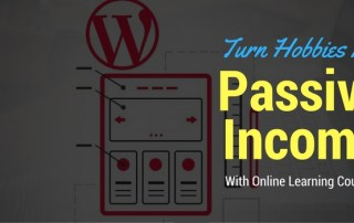 Passive Income Online Learning Courses