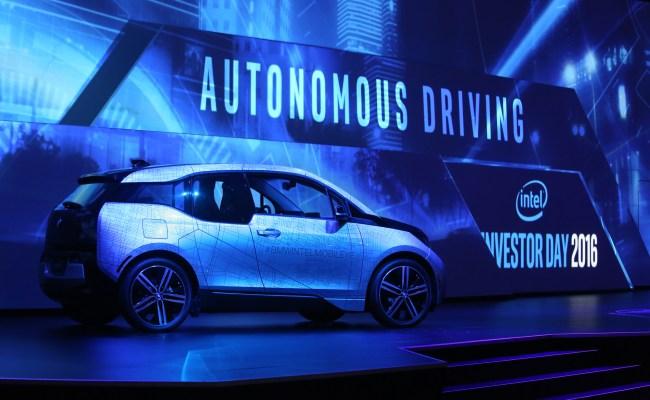 Intel Accelerates Autonomous Driving Vision At Idf
