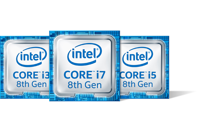 Intel unveils the 8th Gen Intel Core processor family and launch