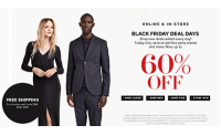 H&M Black Friday 2015 Deals
