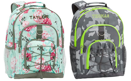 Pottery Barn Teen Backpacks 25 Orig 50  Free Shipping