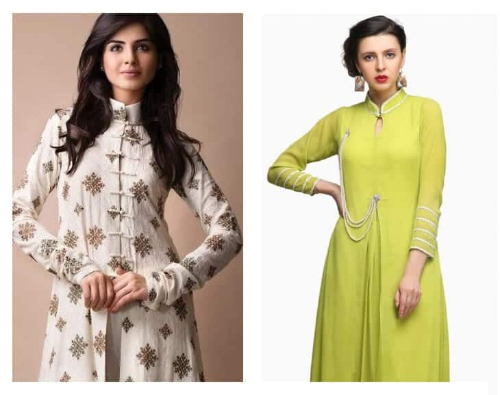 25 New Collection Of Kurti Neck Designs For Women In 2020 Kee55d52 Keremblachish Com