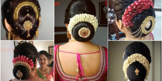 indian bridal hairstyles perfect for your wedding - simple