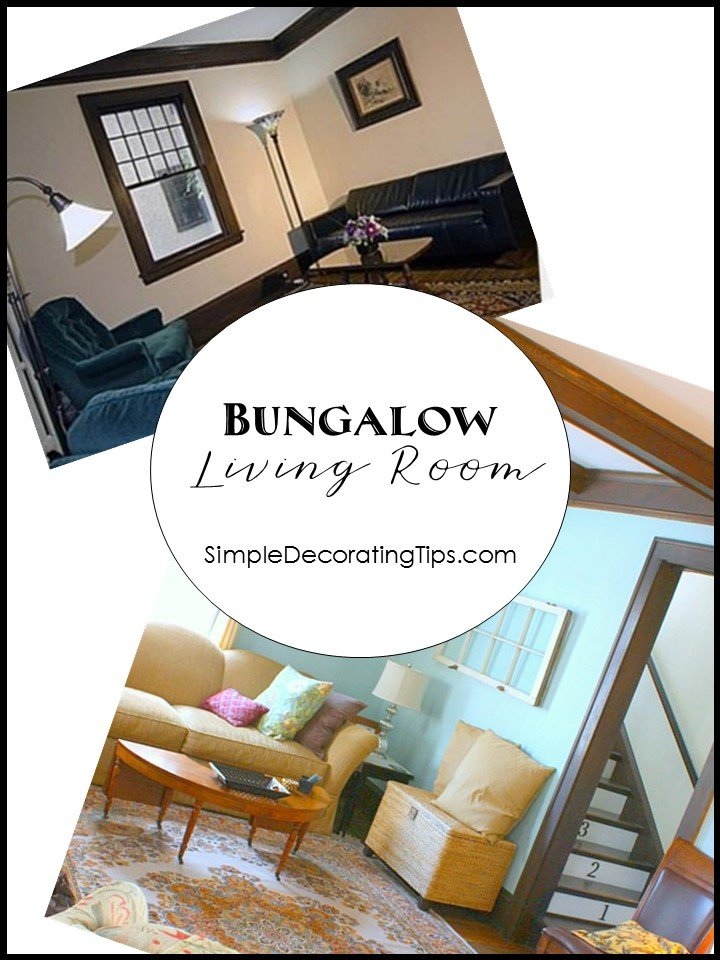 Bungalow Living Room Hometocottage