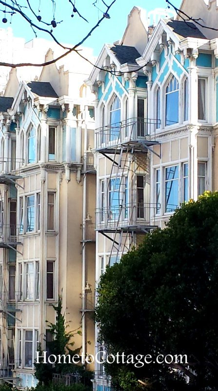 HometoCottage.com San Francisco bay windows my favorite