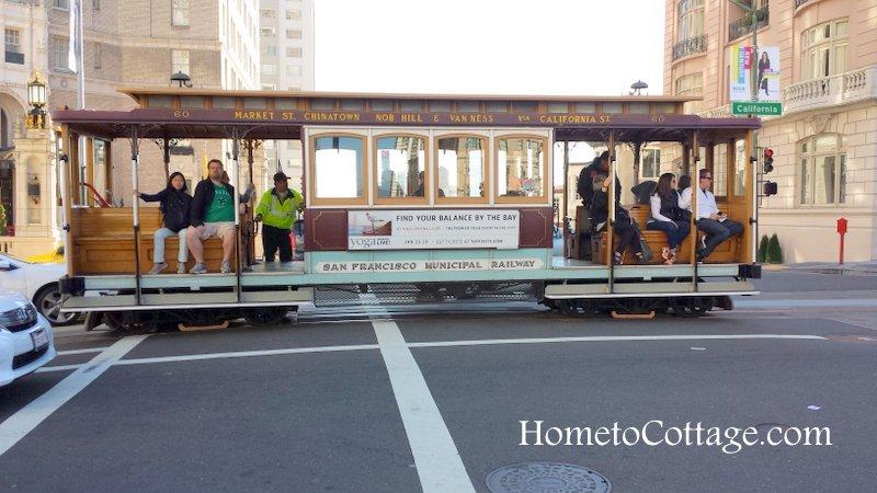 HometoCottage.com San Francisco Cable Car