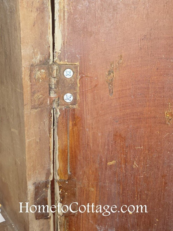 HometoCottage.com carpenter trick repair done