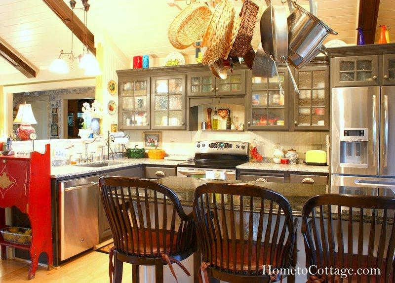HometoCottage.com kitchen after final phase
