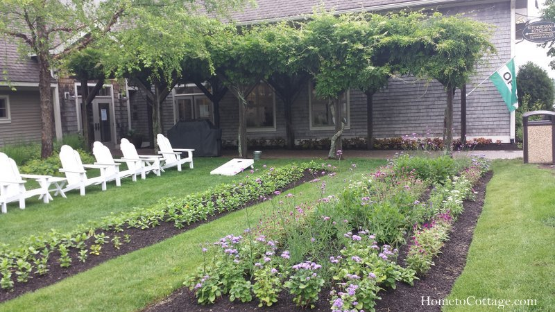 HometoCottage.com wisteria arbor
